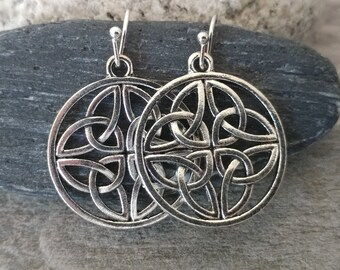 Gorgeous Celtic Knot Earrings, Please Call to Unlock Wholesale Pricing