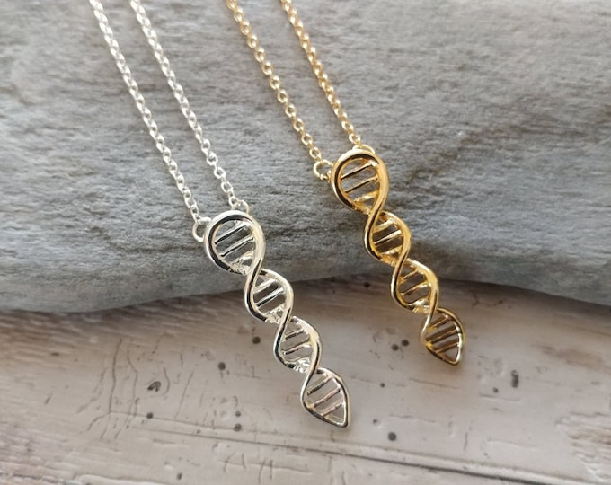 DNA Necklace, MOQ 3