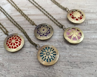 Boho Locket, BOHO-N3- Please call for wholesale pricing