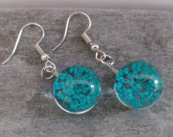Vibrant Queen Anne Lace Earrings, Please Call for Wholesale Pricing
