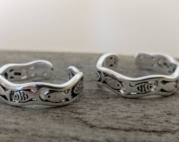 Adjustable Fish Ring-MOQ-3