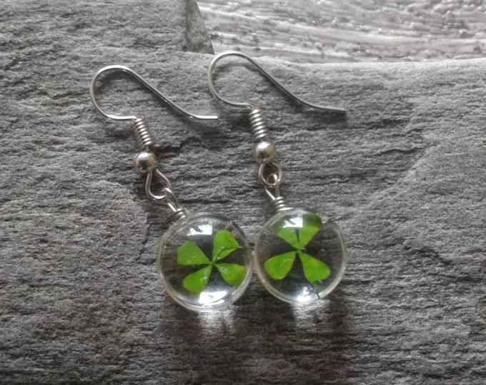 Lucky Earrings, Irish Earrings, MOQ 3