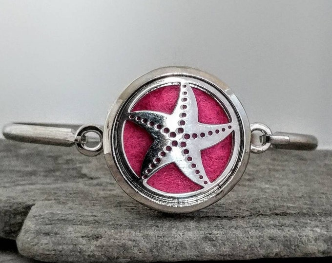 Earthy  Aromatherapy Bracelet, AB-STAR- Please call for wholesale pricing