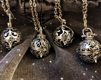 Ball Diffusor Locket, AL-BALL