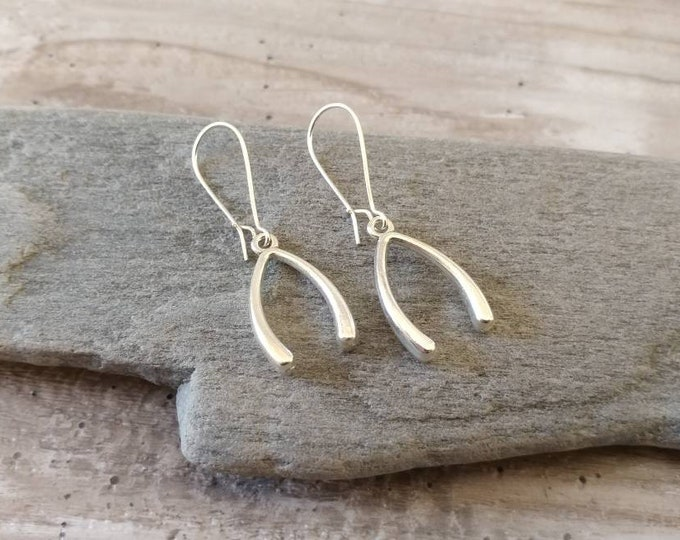 Wishbone Earrings, EAR-29-Please call for wholesale pricing