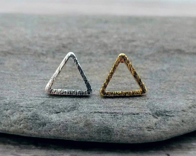 Triangle Studs, STUD-7-Please call for wholesale pricing