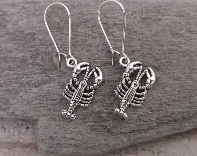 Lobster Earrings, EAR-6-Please call for wholesale pricing