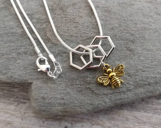 Elegant Bee Necklace, Please Call For Wholesale Pricing