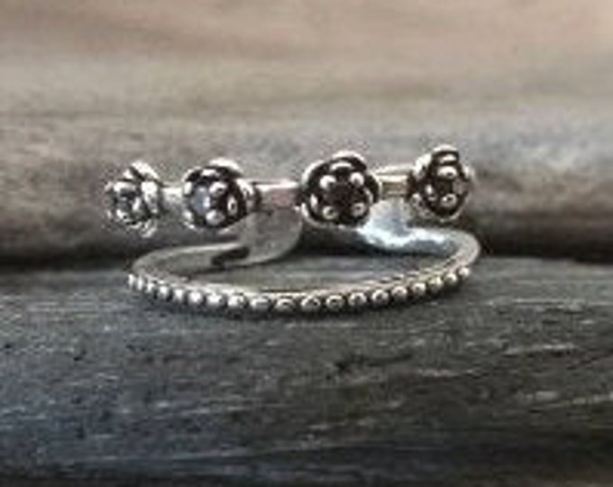 Dainty Black Rose Ring, Call for Code to Unlock Wholesale Pricing