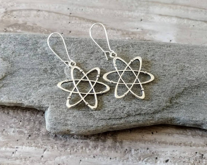 Atom Earrings, EAR-2-Please call for wholesale pricing
