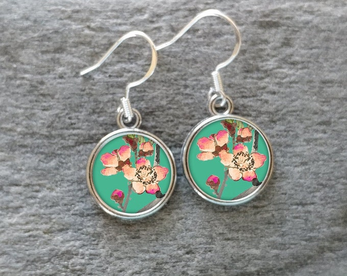 Asian Earrings, Handmade, Multiple Images, 12  Settings Available, AF-E-Please call for wholesale prices