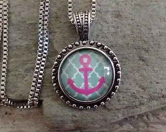 Nautical Pendant Necklace, Wholesale Listing, Please call or email for coupon code to unlock wholesale pricing