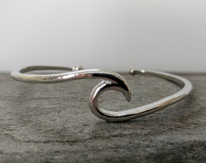 Petite Wave Cuff, TB-16- Please call for wholesale prices