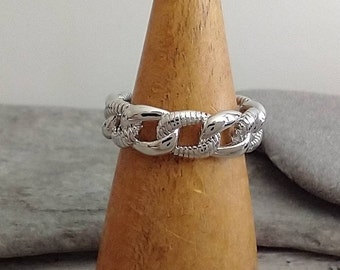 Rope Chain Ring, List Prices reflect MSRP, MR-CHAIN-3
