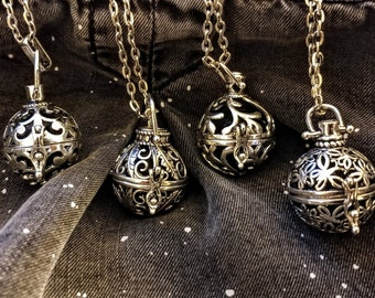 Essential Oil Locket, List Prices reflect MSRP, AT-BALL