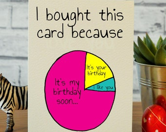Best Friend Birthday Card Funny Cards Gifts