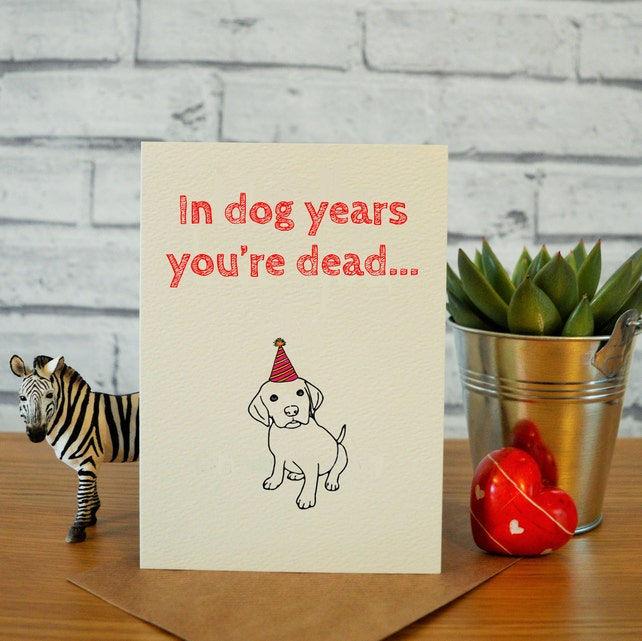 Dad Birthday Card Funny Cards Brother Best Friend