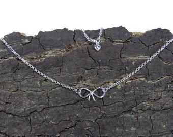 925 Sterling silver Chain loop