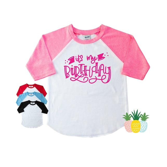 Its My Birthday Shirt
