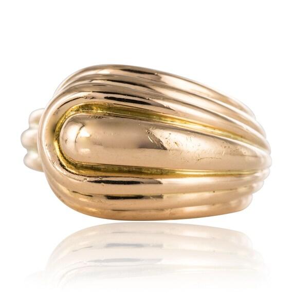 asymmetrical tank ring