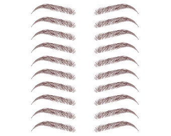 Eyebrow Tattoo Etsy