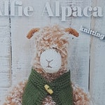 Alfie Alpaca Knitting Kit - Make Your Very Own Alpaca - Easy To Knit Pattern