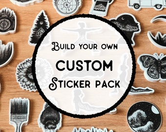 Custom Sticker Pack