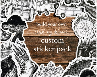 Custom Sticker Pack