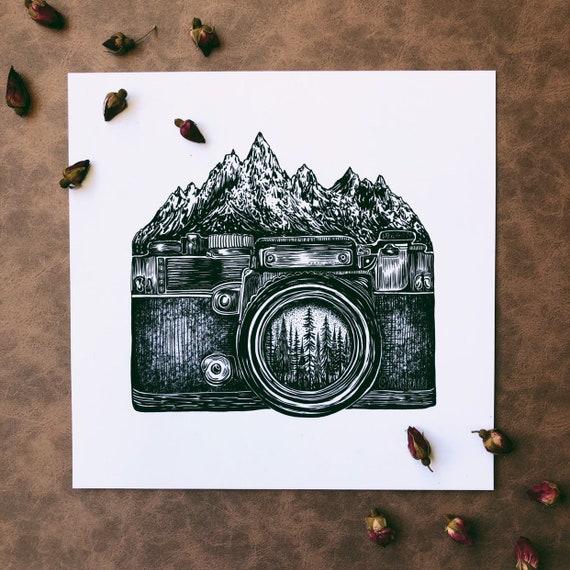 Mountainous Camera