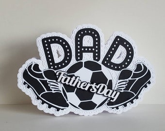 Dad fathers day or Birthday card