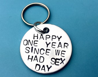 Best seller Anniversary gifts for boyfriend Naughty Anniversary Rude gifts Sex Funny One year 1st Anniversary gift for men, Boyfriend gift