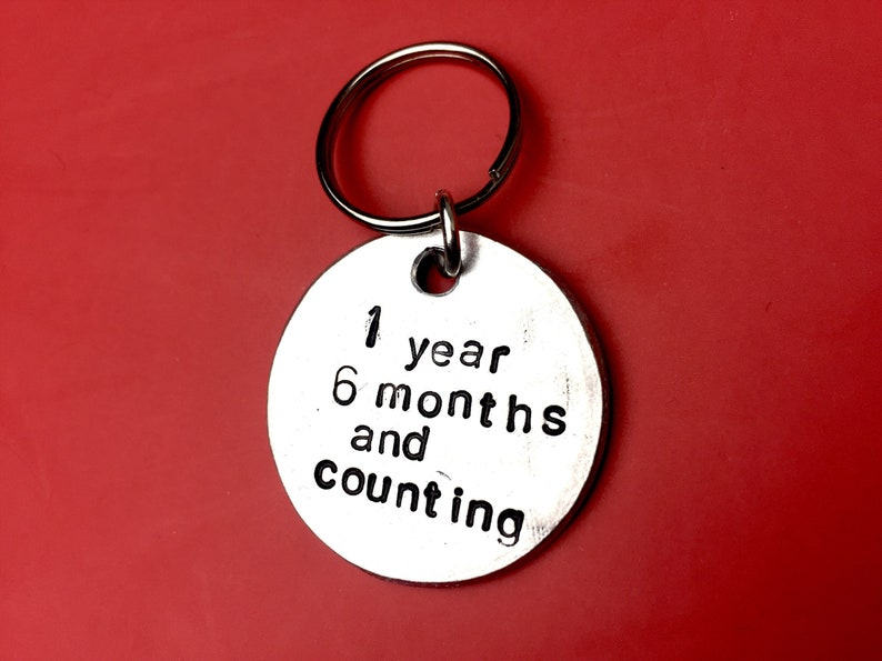 Sale Personalised Anniversary Gift For Boyfriend 1 Year And
