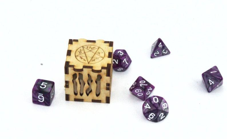 RPG Dice Devil's Trap image 0