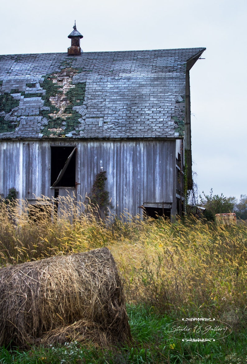 Photography  Iowa Barns Photographic Prints  Canvas Wraps  image 0