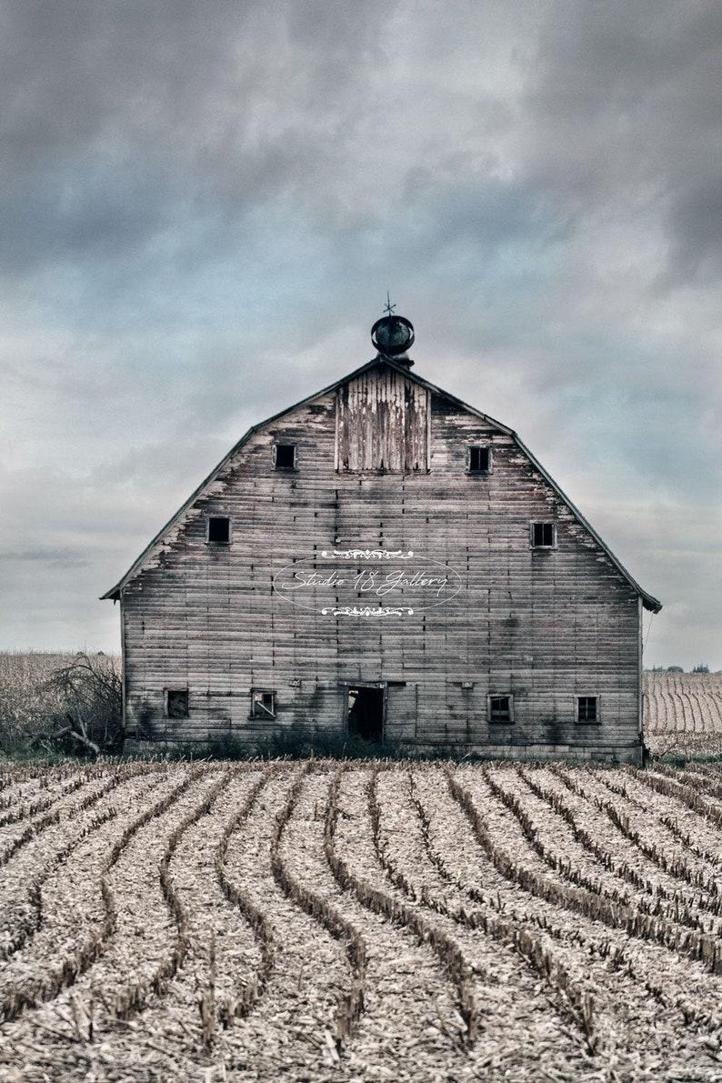 Photography  Iowa Barns Photographic Prints  Canvas Wraps  image 0