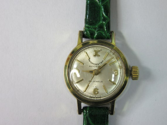 Vintage Worcester automatic watch 60s