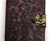 Leather grimoire  Magical...