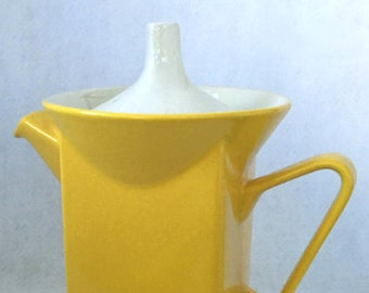 Johnson Brothers Mid Century Modern Coffee Pot
