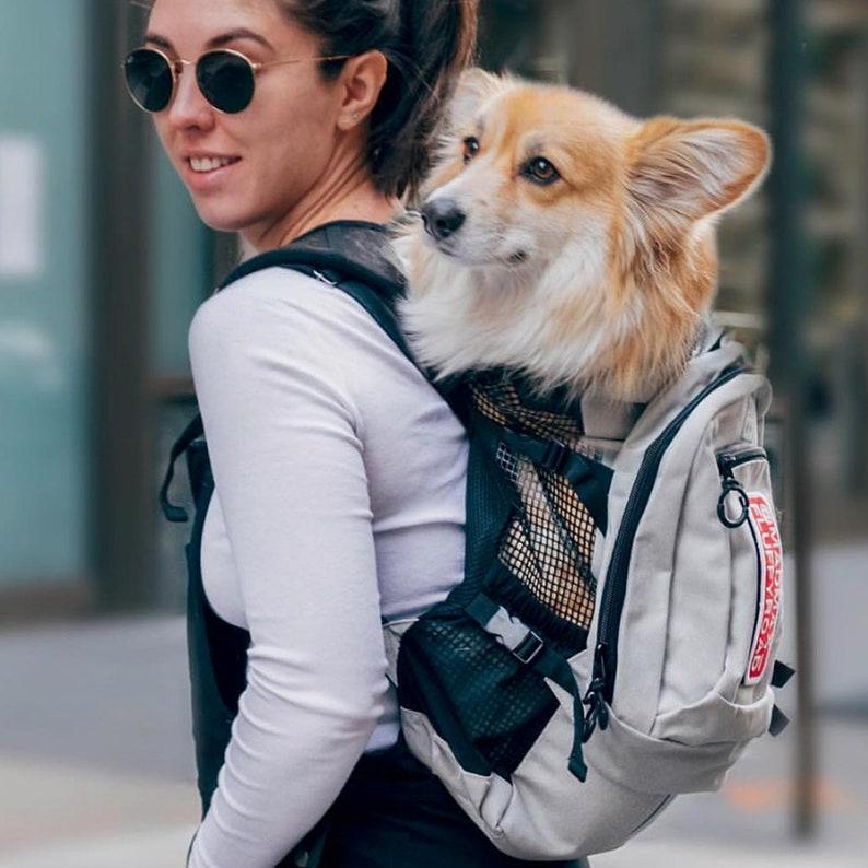 190b1d3825 K9 Sport Sack™ AIR PLUS Dog Carrier Backpack