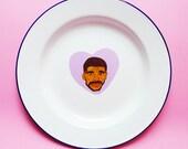 Drake Is Bae Plate
