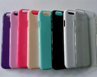 iPhone 6 Blank Case for DIY Phone Case in Purple 13a35dd19eb32