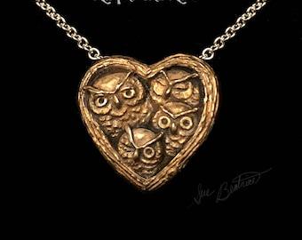 Owl Always Love You (Bronze)