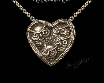 Owl Always Love You (Sterling Silver)