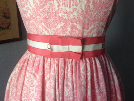 1950's Gay Gibson fit and flare. - image 3