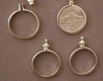 Coin Holder Pendant Etsy
