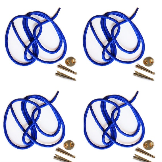 Blank Bolo Tie Round Slides Pack of 10 Goldtone 16mm