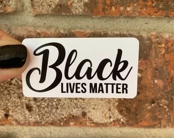 Black Lives Matter B&W - 9 ct