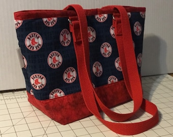 MLB Boston Red Sox Small Day Bag