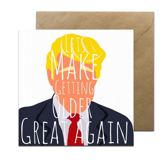 Donald Trump Geburtstag