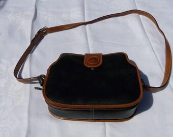 Vintage handbag '' La  tour  Eifeil  ''